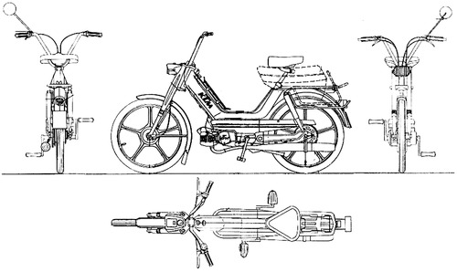 KTM Hobby-A (1983)