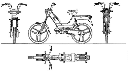 KTM Okay (1983)