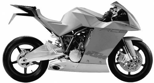 KTM RC8 (2004)