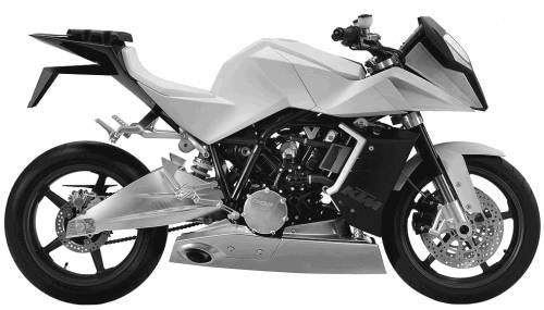 KTM RC8 Venom (2005)