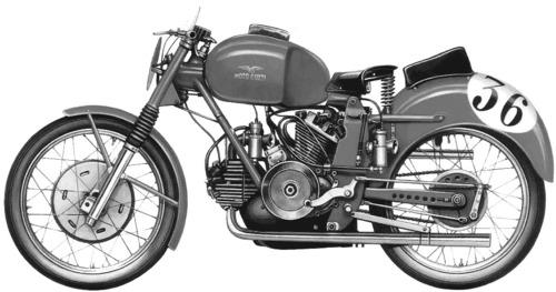 Moto Guzzi 500 (1950)