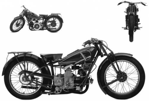 Moto Guzzi 500S (1928)