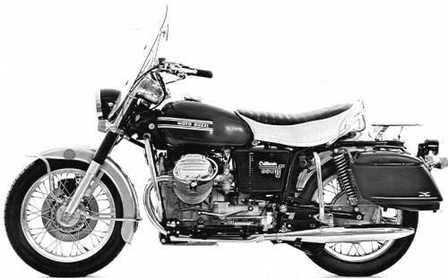 Moto Guzzi 850V California