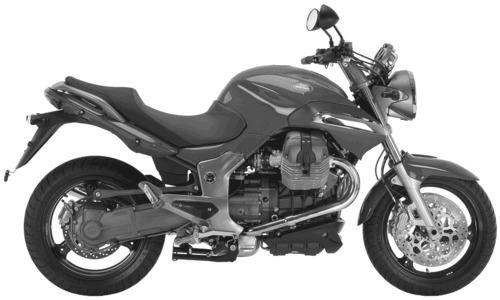 Moto Guzzi Breva V1100 (2005)