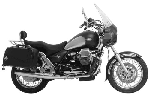 Moto Guzzi California EV Touring (2003)