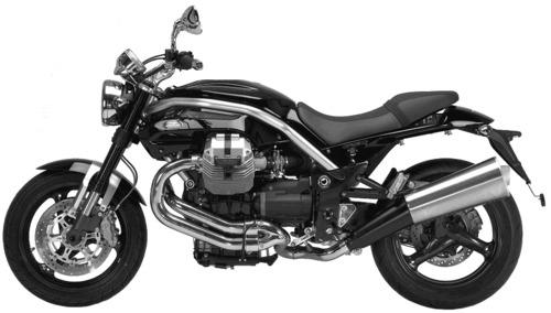 Moto Guzzi Griso1100 (2006)