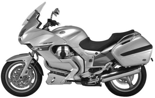 Moto Guzzi Norge 1200 (2006)
