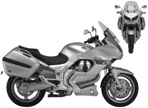 Moto Guzzi Norge 1200 R (2006)