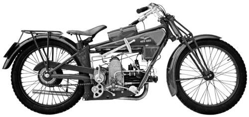 Moto Guzzi Normale 500 (1922)