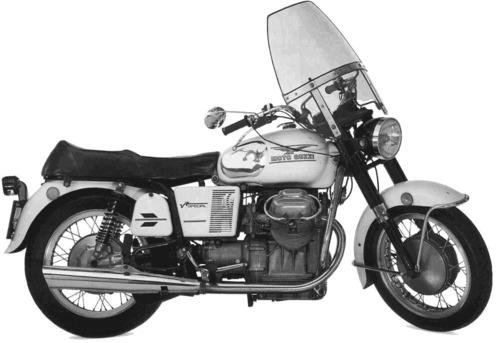 Moto Guzzi V7 (1970)