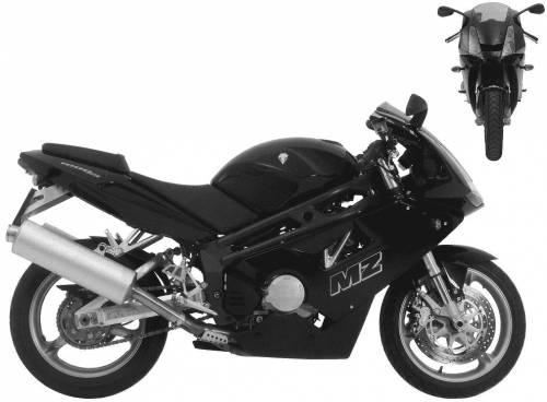 MZ 1000S (2004)