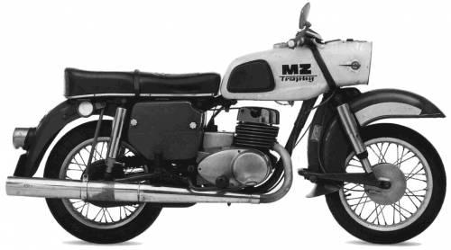 MZ ES250 (1973)