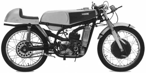 MZ RE125 (1965)
