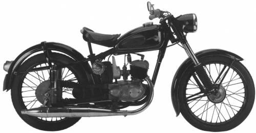 MZ RT125 (1956)