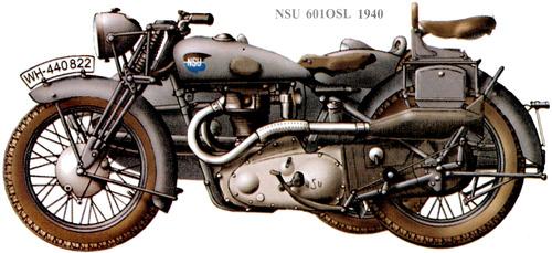 NSU 601OSL (1940)