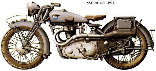 NSU 601OSL (1942)