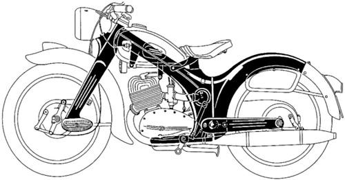 NSU Lux (1952)