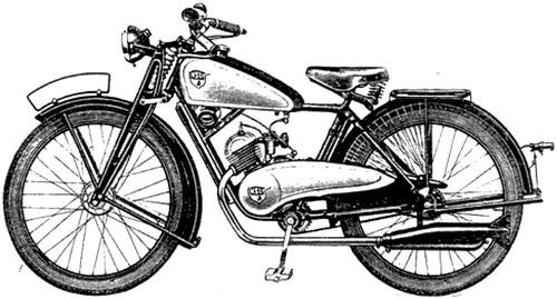 Nsu Pony 100 (1939)