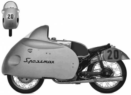 NSU Sportmax (1954)
