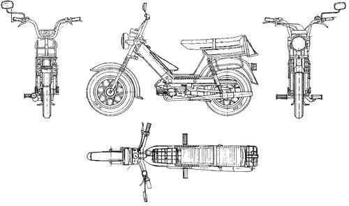 Sachs Optima Cite 2DK (1980)