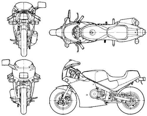 Suzuki 50 GAG