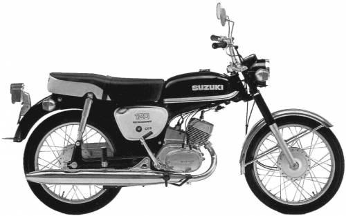 Suzuki B120 (1967)