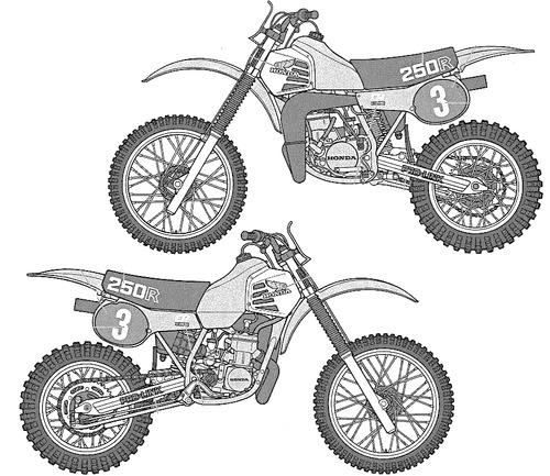 Suzuki C250R Motocrosser (1980)