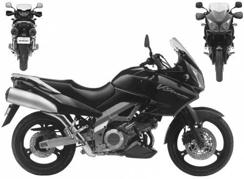 Suzuki DL1000 V Strom (2002)