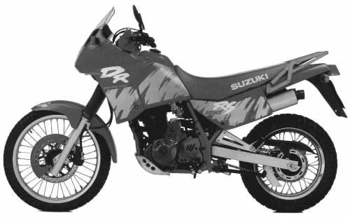 Suzuki DR650 (1991)