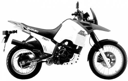 Suzuki DR750S (1988)