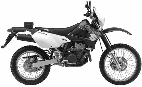 Suzuki DR Z400 (2001)