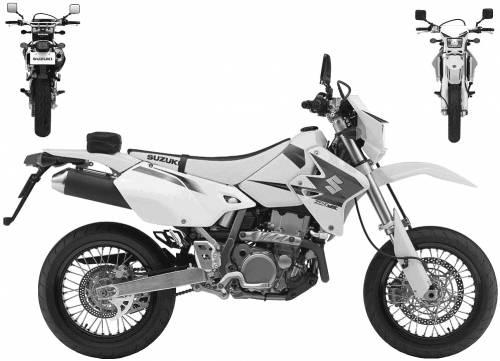 Suzuki DR Z400SM (2005)