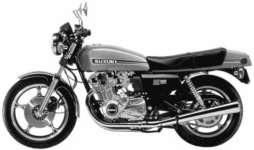 Suzuki GS1000 (1978)