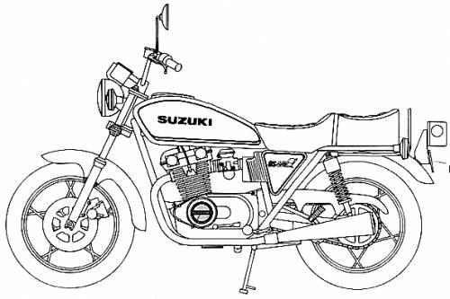 Suzuki GS400L