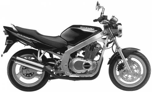 Suzuki GS500 (2001)