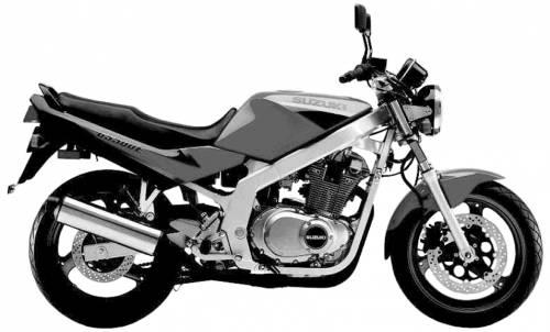 Suzuki GS500E (1994)