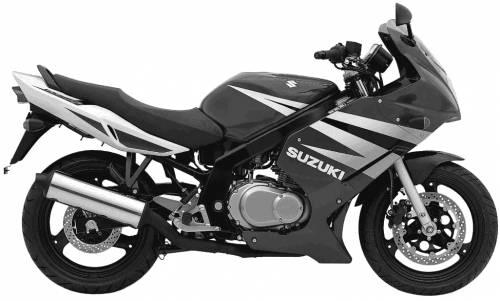 Suzuki GS500F (2004)