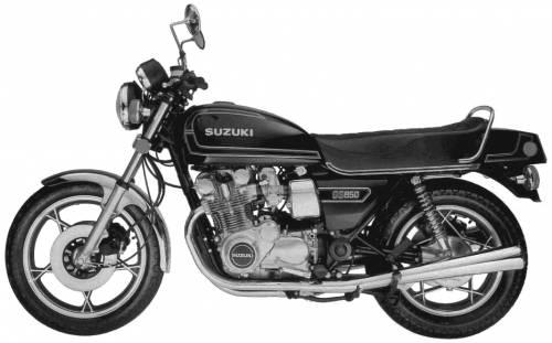Suzuki GS850 (1979)