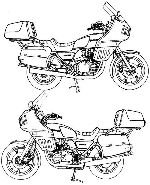 Suzuki GS 1100 GK (1983)