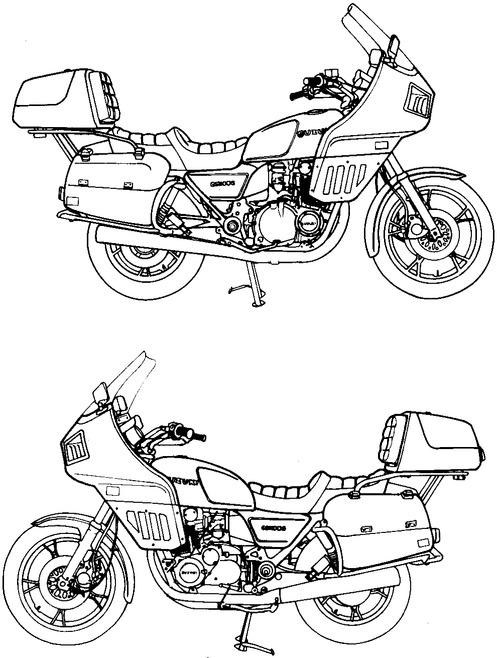 Suzuki GSC1100GK (1982)