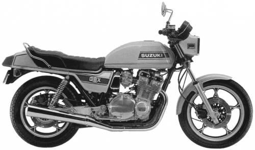 Suzuki GSX1100 (1979)