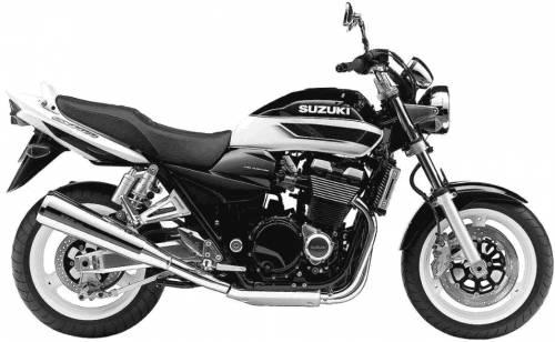 Suzuki GSX1400 (2002)