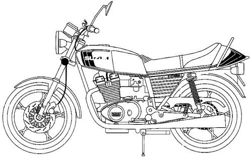 Suzuki GSX400EII (1981)