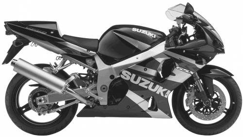 Suzuki GSX R1000 (2002)