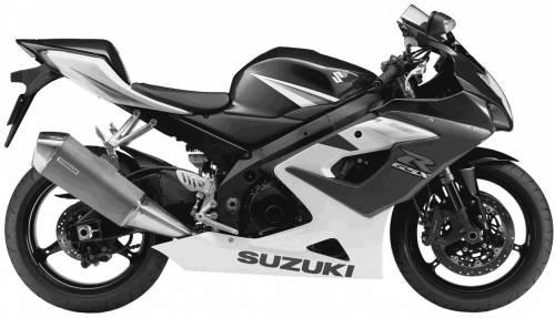 Suzuki GSX R1000 (2005)