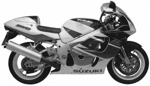 Suzuki GSX R750i (1998)