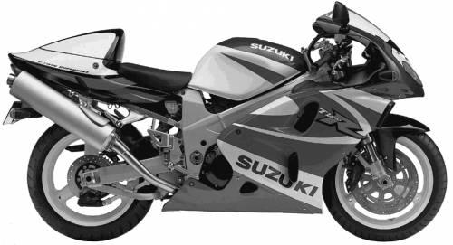 Suzuki TL1000R (1998)