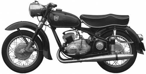 Adler MB250 (1954)