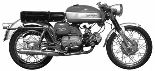 Aermacchi 250 Ala Verde (1970)