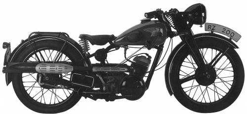 Ardie RZ200 (1937)